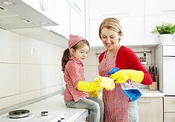 Moving in Cleaning Services in London